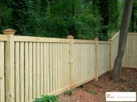 25+ best Fence Styles ideas on Pinterest | Front yard ...