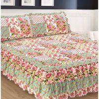 Best 25+ Ruffle bedspread ideas on Pinterest | Ruffle ...