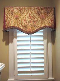 1000+ ideas about Valance Window Treatments on Pinterest ...