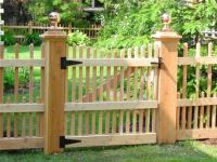 707 best images about Fences, Gates, Arbors, Pergolas