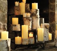 25+ Best Ideas about Candles In Fireplace on Pinterest ...