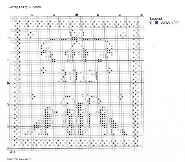 17 Best images about Fall Cross Stitch Patterns on