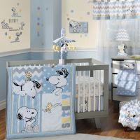 17 Best ideas about Snoopy Nursery on Pinterest