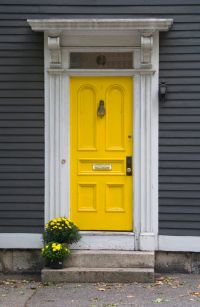 25+ best ideas about Yellow Doors on Pinterest | Yellow ...