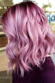light purple hair ideas