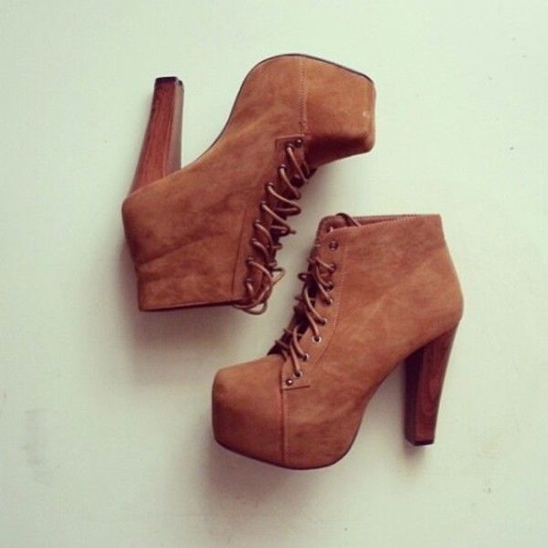 I love booties for fall and