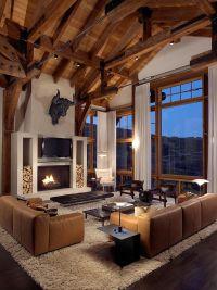 Best 25+ Modern lodge ideas on Pinterest   Beauty cabin ...