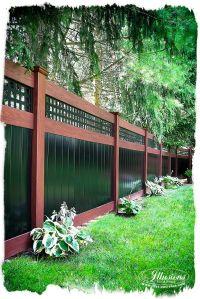 25+ best ideas about Wood fences on Pinterest | Backyard ...