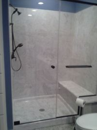 The 25+ best ideas about Cultured Marble Shower on ...