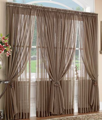 25 Best Ideas About Large Window Curtains On Pinterest Large Window Treatments Big Window