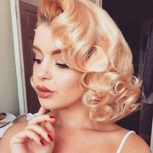 25 Best Ideas About Vintage Prom Hair On Pinterest Hairstyles