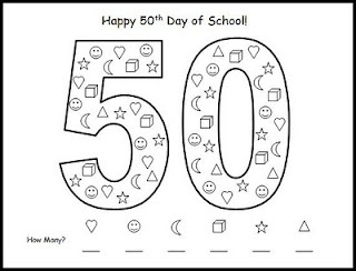 1000+ images about Kindergarten/ 50th Day Of School on