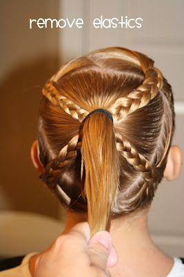 17 Best Ideas About Gymnastics Hairstyles On Pinterest