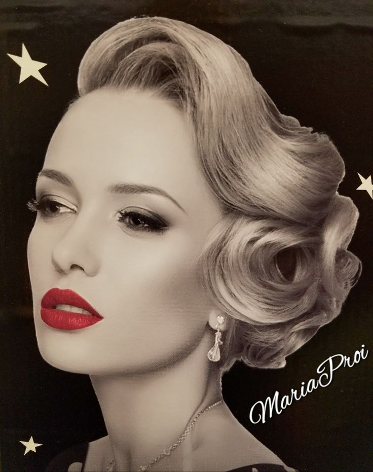 17 Best ideas about Old Hollywood Hairstyles on Pinterest  Old hollywood hair Hollywood