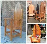 56 best images about DIY throne chairs (parties) on ...