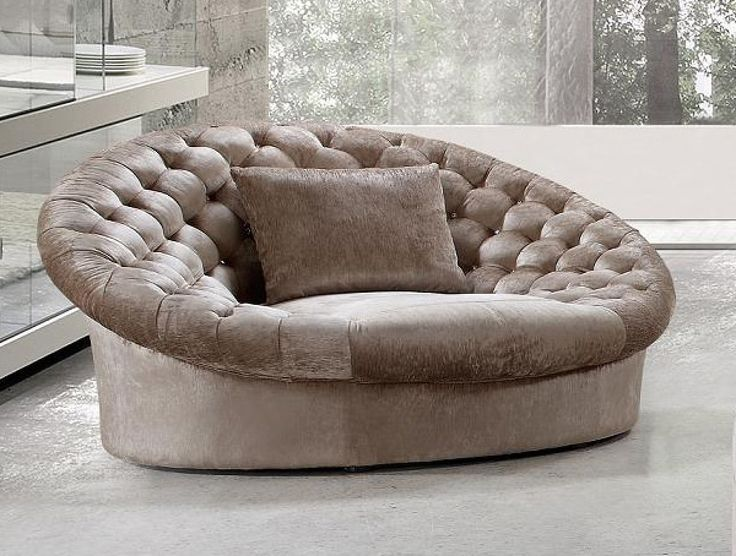 17 Best Ideas About Round Sofa On Pinterest