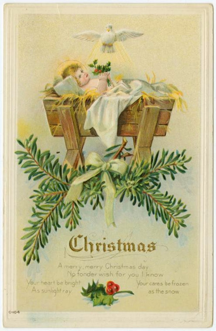 1000 Images About Vintage Christmas On Pinterest