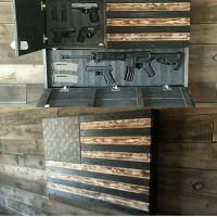 Best 25+ Hidden Gun Storage ideas on Pinterest | Gun ...