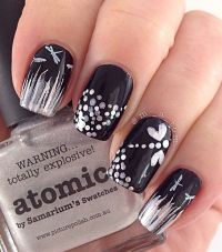 25+ best ideas about Dragonfly nail art on Pinterest ...