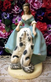 460 best images about vintage chalkware on Pinterest ...