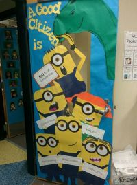 25+ best Minion Door Decorations ideas on Pinterest ...