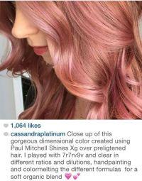 Best 20+ Hair Color Formulas ideas on Pinterest | Red ...