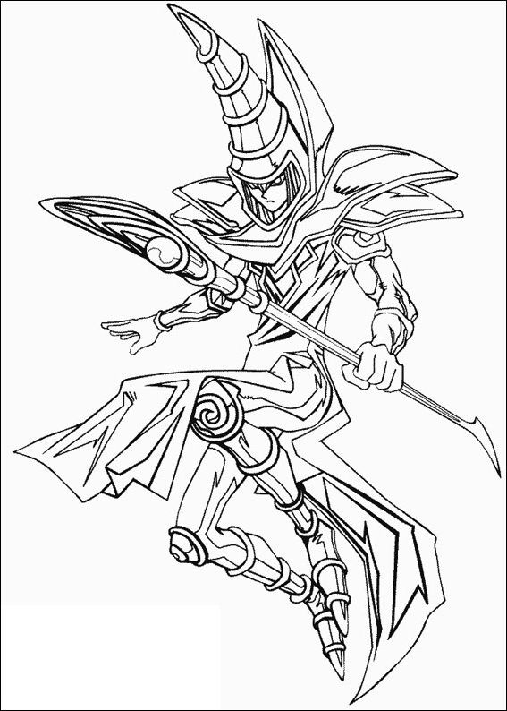 Egyptian God Cards Yu Gi Oh Coloring Pages Coloring Pages