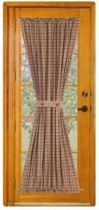 25+ best ideas about Door panel curtains on Pinterest ...