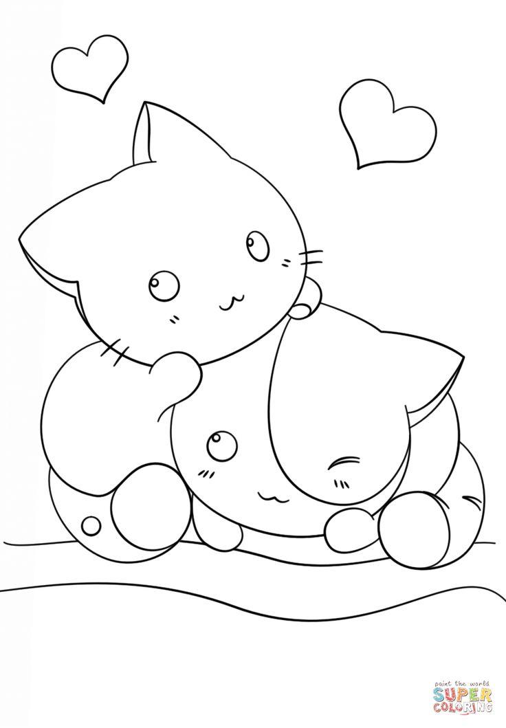 1068 best images about Kawaii doodling on Pinterest