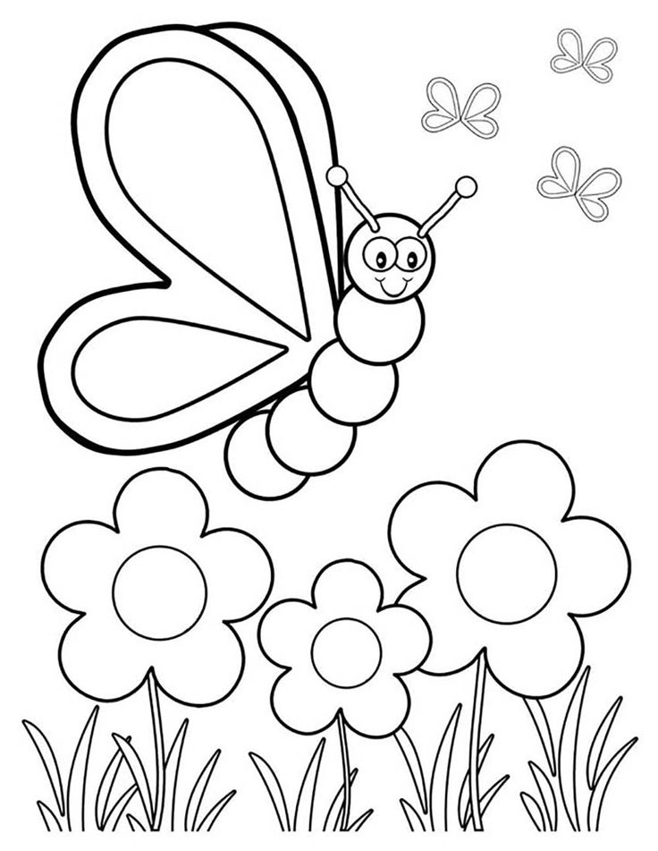 18 best images about gardening coloring pages on Pinterest