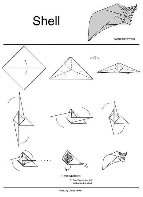 934 best images about Origami: Flora and Fauna on