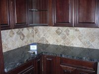 Travertine Backsplash Tile Ideas