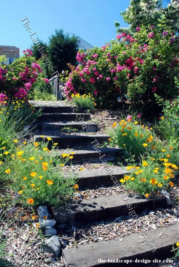 The 25 Best Ideas About Garden Steps On Pinterest Garden Stairs