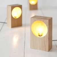 17 Best ideas about Wood Lamps on Pinterest | Lamps, Table ...
