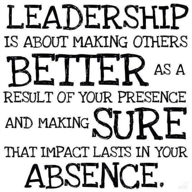 25+ best Inspirational leadership quotes on Pinterest