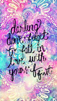 Best 25+ Galaxy wallpaper quotes ideas on Pinterest