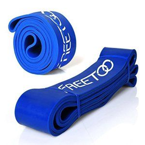 bande resistant freetoo meilleure bande elastique de resistance dentrainement pour yoga fitness et musculation