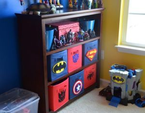 Superman Bedroom Ideas