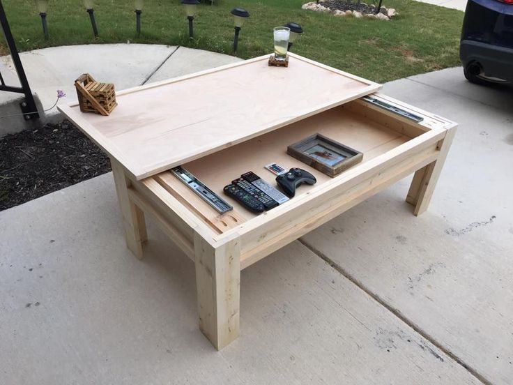 25+ best ideas about Coffee Table Plans on Pinterest