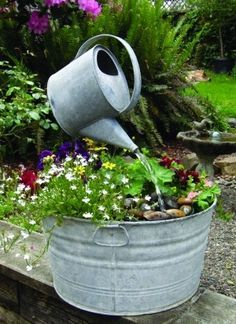 37 Best Images About Gardening On Pinterest Planters Recycling