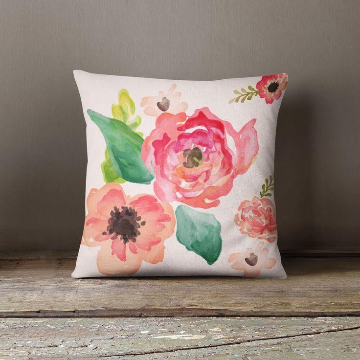 Best 20 Floral pillows ideas on Pinterest  Floral