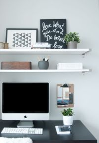 25+ Best Ideas about Office Shelving on Pinterest | Wall ...