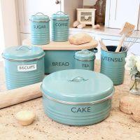 25+ best ideas about Blue kitchen accessories on Pinterest ...