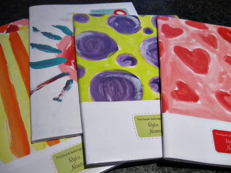 9 best images about Cool Ideas For Covering School Books on Pinterest