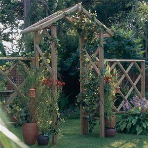 25 Best Ideas About Garden Arches On Pinterest Garden Archway