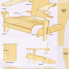 Amish 3 In 1 High Chair Plans Hampton Lift Contemporary Urban Home Ideas Fine Woodworking Adirondack Free Rocking Horse