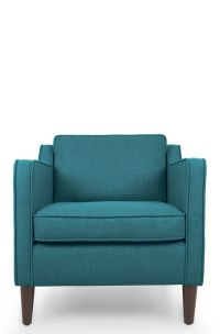 17 Best ideas about Teal Armchair on Pinterest