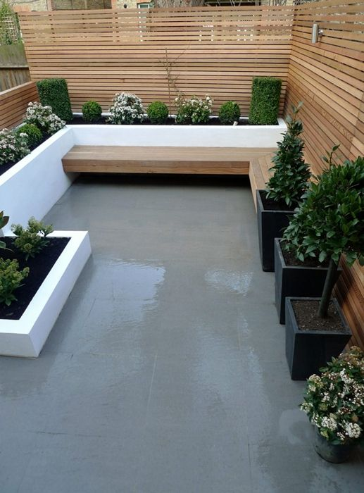 25 Best Ideas About Concrete Garden On Pinterest Garden Living