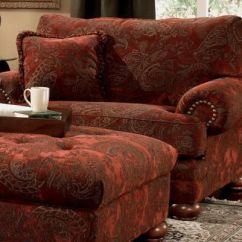 Comfy Chair And Ottoman High Back Lawn Cushions 1000+ Images About Chairs In Which To Curl Up Read On Pinterest | Overstuffed ...