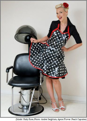 1000 Images About Cosmetologist Apron On Pinterest